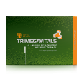 Integratore alimentare Trimegavitals. All-natural beta-carotene ind sea buckthorn oil, 30 capsule