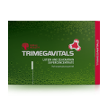 Integratore alimentare Trimegavitals. Lutein and Zeaxanthin Superconcentrate, 30 capsule
