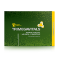 Integratore alimentare Trimegavitals. Siberian linseed oil and omega-3 concentrate, 30 capsule